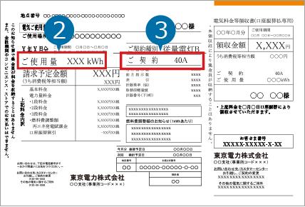 電気代 契約